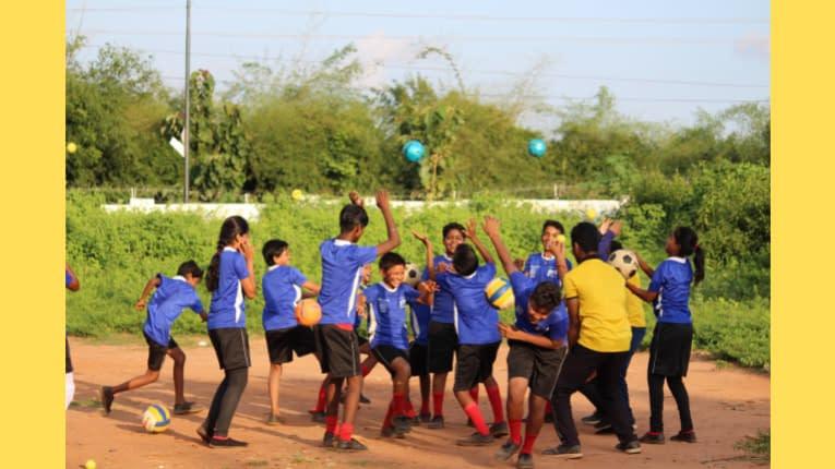 Sport and the socio-emotional development of children