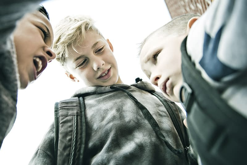 When your child is the bully: Tips for parents